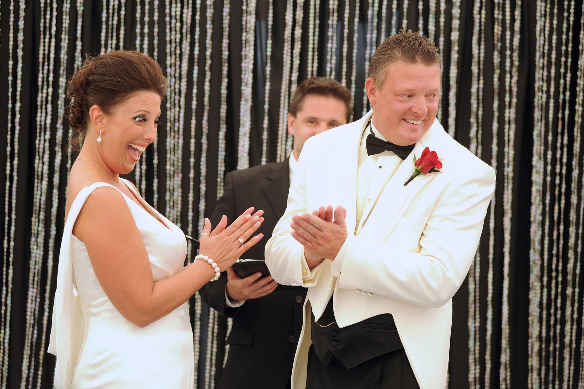 Birmingham Michigans The Reserve Hosts A 20s Themed Wedding