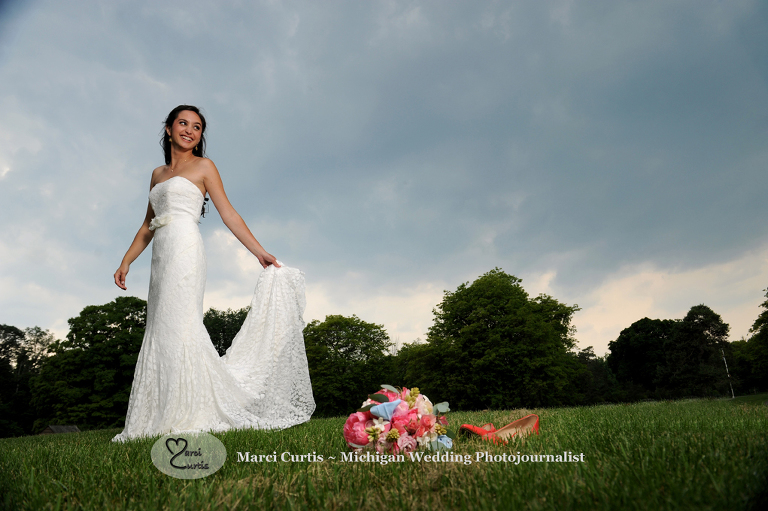 Addison Oaks Wedding Photos in Leonard, Michigan