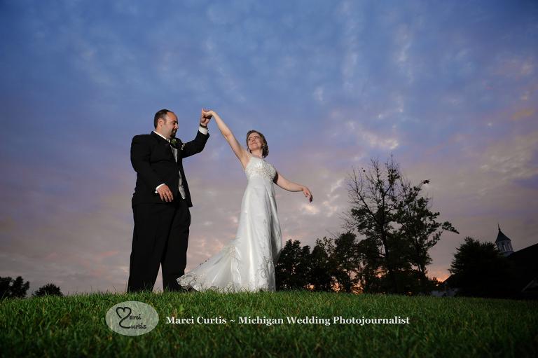 Cherry Creek Golf Club Wedding Photography