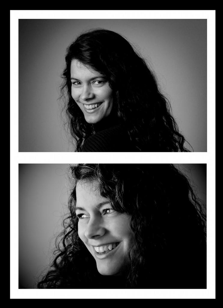 Photos of Detroit Wedding Photojournalist taken 10 years apart.