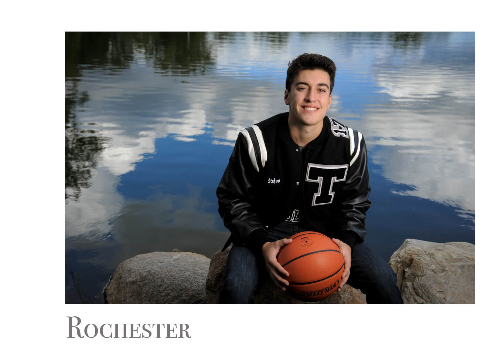 One of my favorite places to take senior photos is in the Rochester, Michigan area.