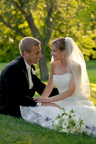 Addison Oaks wedding photographer has a gallery of wedding photos taken from a wedding at Addison Oaks in Leonard, Michigan.
