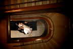 Wedding photography from University of Michigan's Art Museum