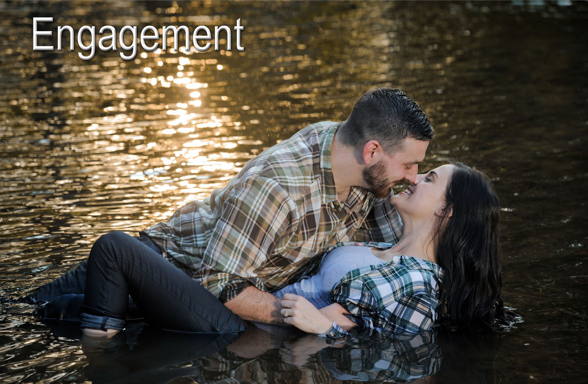 Best Detroit, Michigan engagement photography and photography for taking portraits to create sexy and intimate engagement photos.