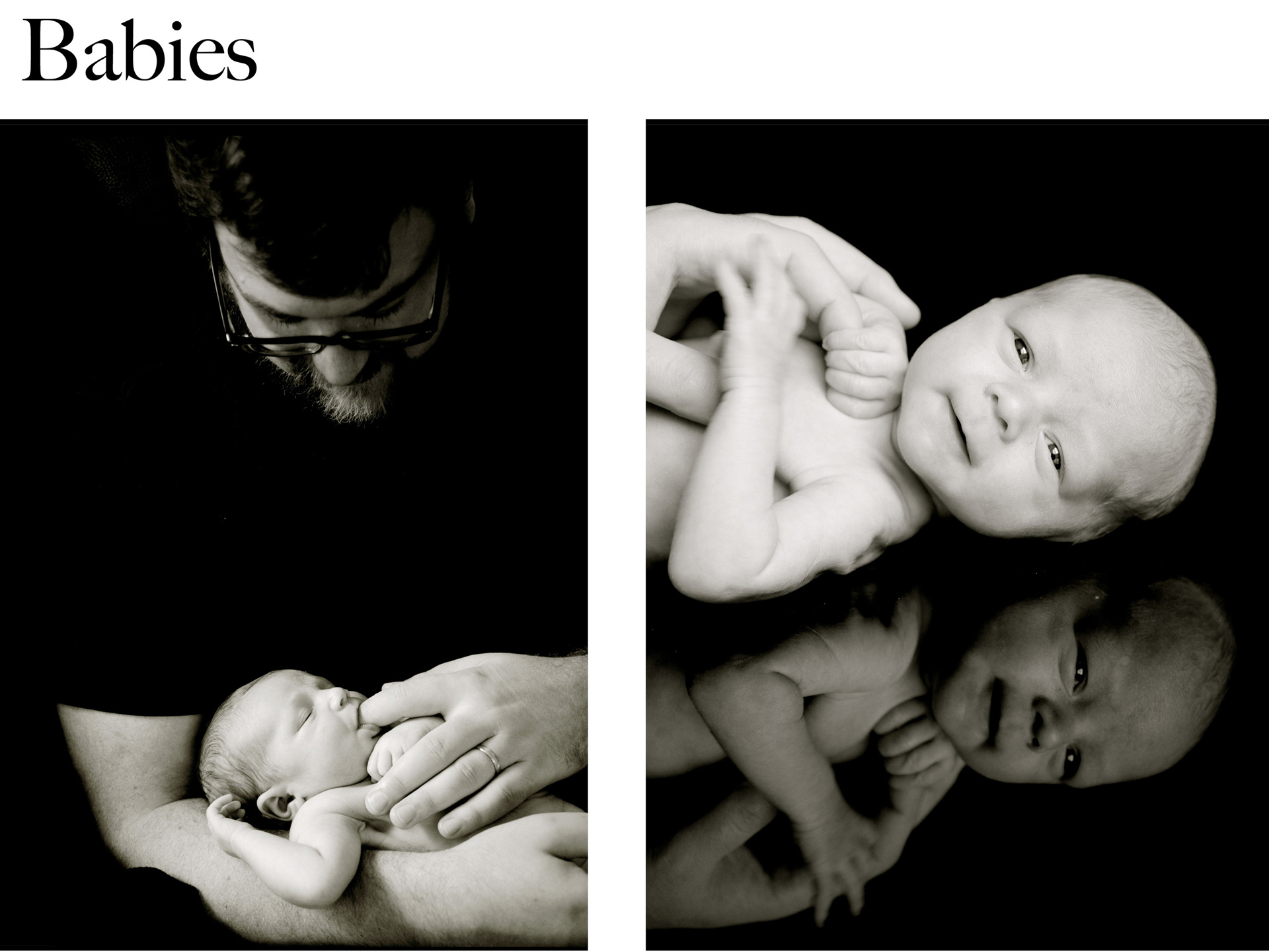Newborn baby photography is usually done in Troy, Michigan.