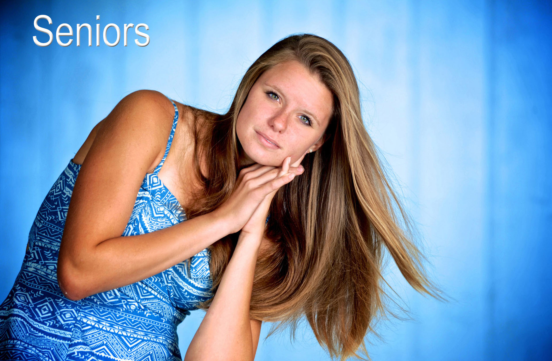 Some Oakland County, Michigan seniors like more glamorous senior photos.