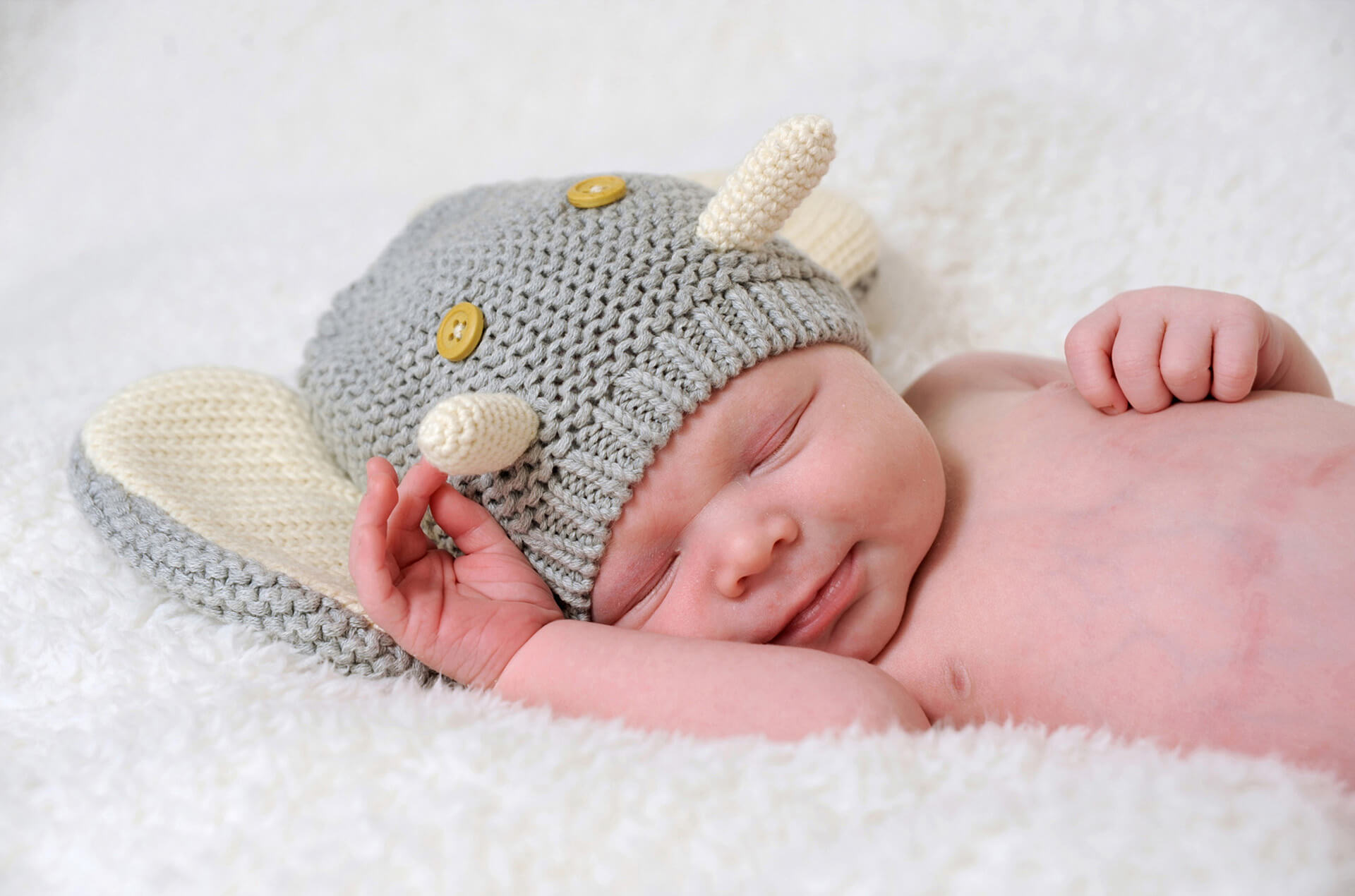 I love photographing newborn babies at my Troy, Michigan studio.
