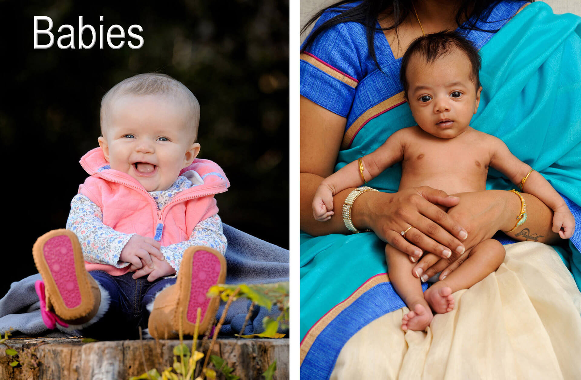 Baby photography is one of Marci Curtis's favorite things to photograph in metro Detroit, Michigan.