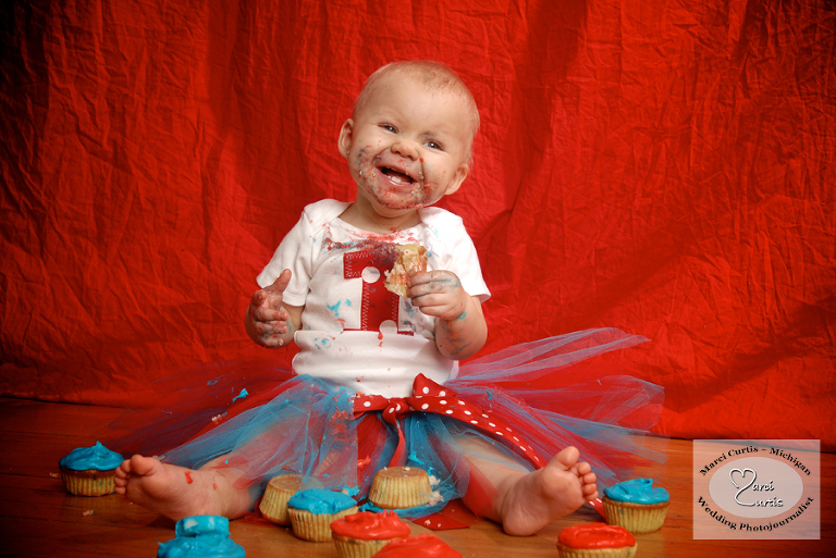 baby photos of one year old in detroit michigan