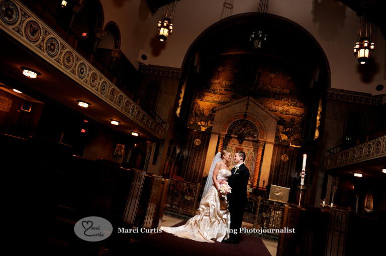 St. Aloysius Wedding Photography