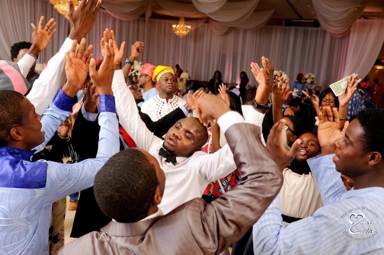 fabulous nigerian wedding in detroit