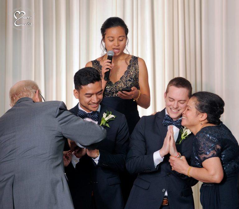 A Traditional Wedding In Detroit Mi: Jam Handy Wedding In Detroit