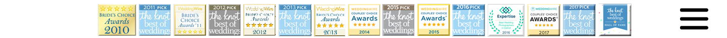 Michigan Wedding Photographer Awards