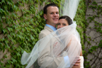 Michigan Catholic wedding photographer with Royal Oak wedding Photography and Troy's Somerset Inn wedding reception photos.