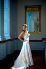 Michigan wedding photographers gallery from Henry Ford Museum Lovett Hall wedding
