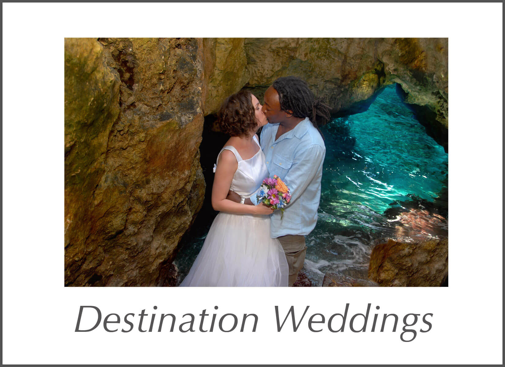 Well traveled photographer Marci Curtis is available to photograph destination weddings.