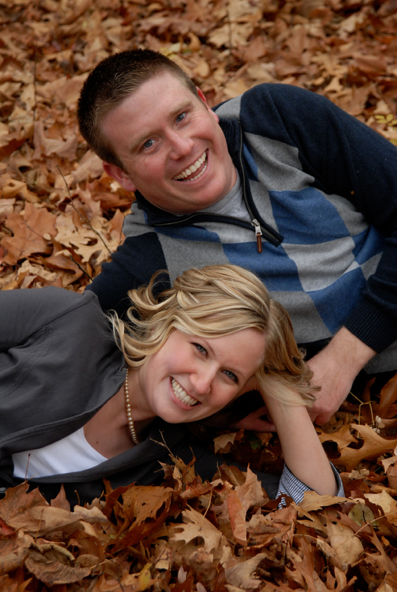 MI portrait photographer does engagement photography