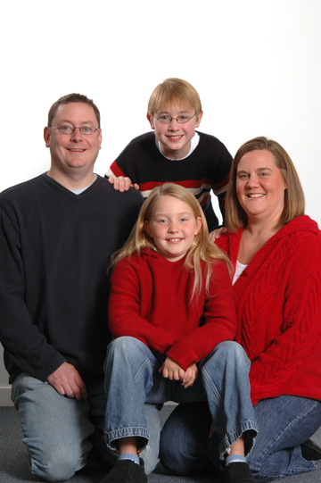 Oakland County Michigan family photos ta