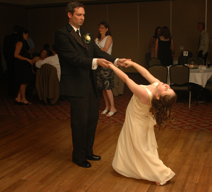 wedding photo gallery and photo albums shot by a Troy Michigan wedding photojournalist