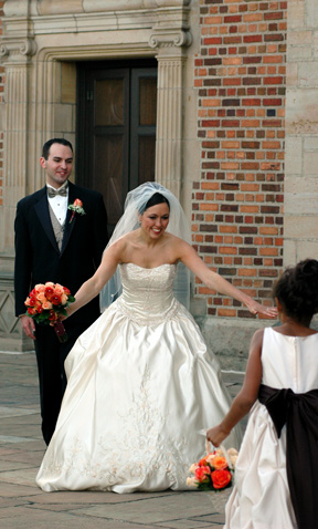 Michigan wedding couples who recommend this michigan wedding photojournalist