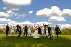 Michigan wedding photographers wedding photo galleries from Warren Golf Club in Dearborn Michigan