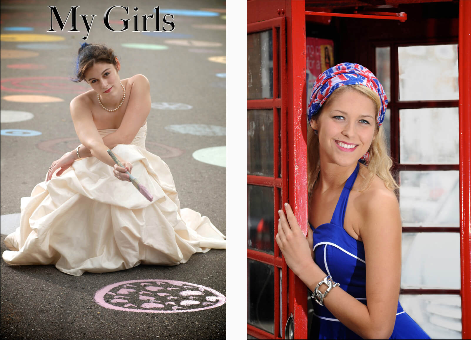 Last, but not least, I�����������������ve included a senior photo of each of my wonderful Troy High school graduates. They are my favorite favorite girls in the world.