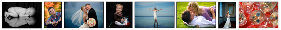 banner with michigan wedding photography, detroit baby photos, oakland county senior photos
