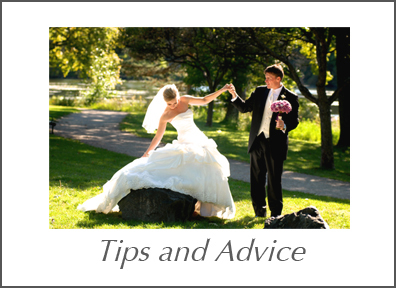Looking for great wedding day tips so you can have a smooth wedding day?